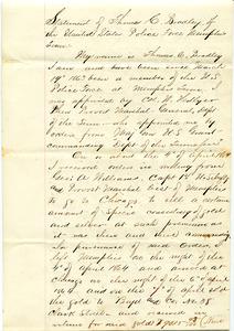 Bradley Letter: date unknown (after April 12, 1864)
