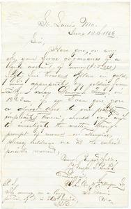 Bradley Letter: June 13, 1866