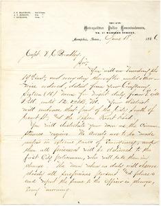 Bradley Letter: June 18, 1866