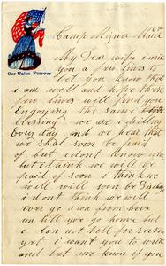 Benjamin B. Brock Letter: March 6, 1862