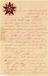 Benjamin B. Brock Letter: April 11, 1864