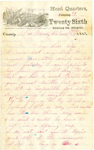 Benjamin B. Brock Letter: April 14, 1864
