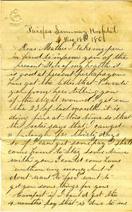Alvah Marsh Letter: December 18, 1863
