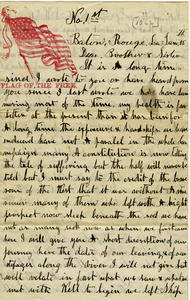 G B Surdam Letter: June 15 1862