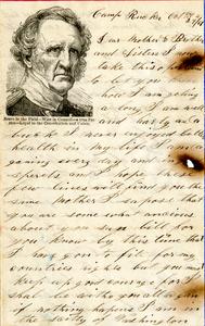 Arnold Letter: October 24, 1861