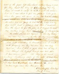 Campbell Letter: December 18, 1864<br /><br />