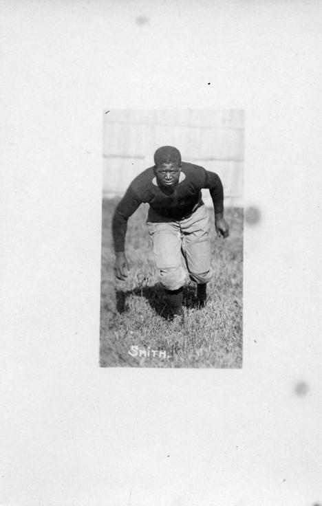 Gideon Smith, M.A.C. football player