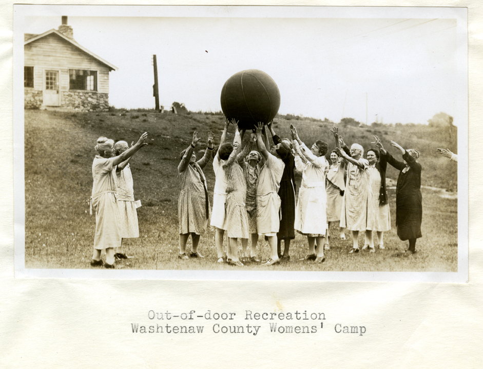 Womens' Camp Recreation
