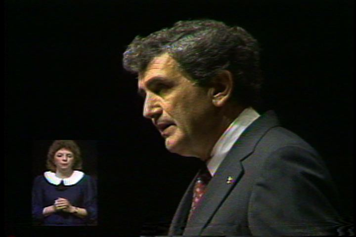 State of the University Address 1988