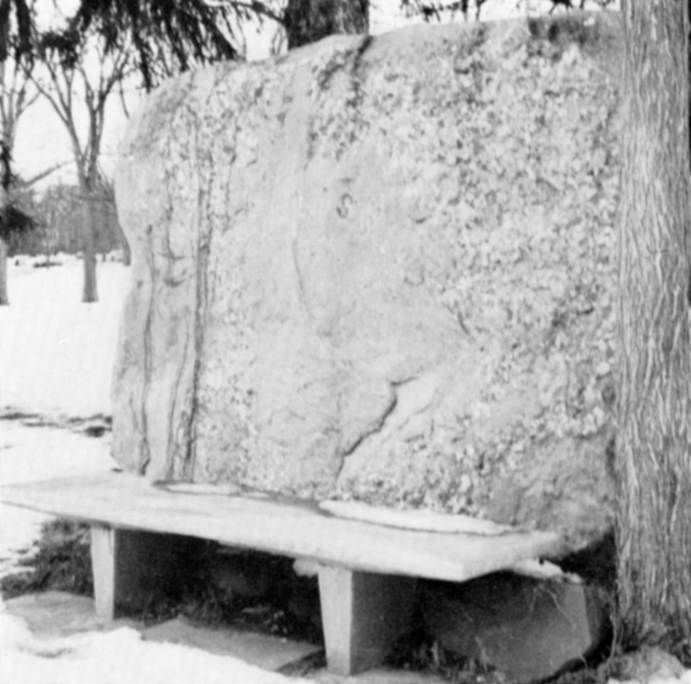The Rock, circa 1958