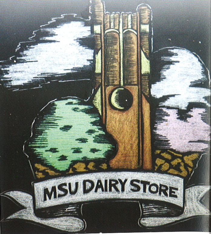 Dairy Store Logo