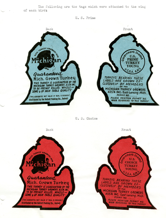Turkey Badges