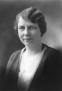 Dr. Marie Dye, 1930