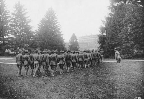 SATC Students, circa 1918