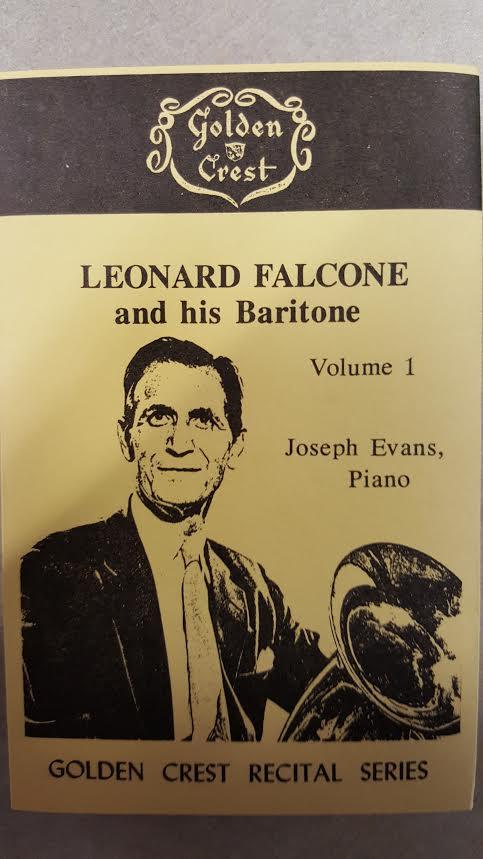 Leonard Falcone and his Baritone, Volume 1, Side A