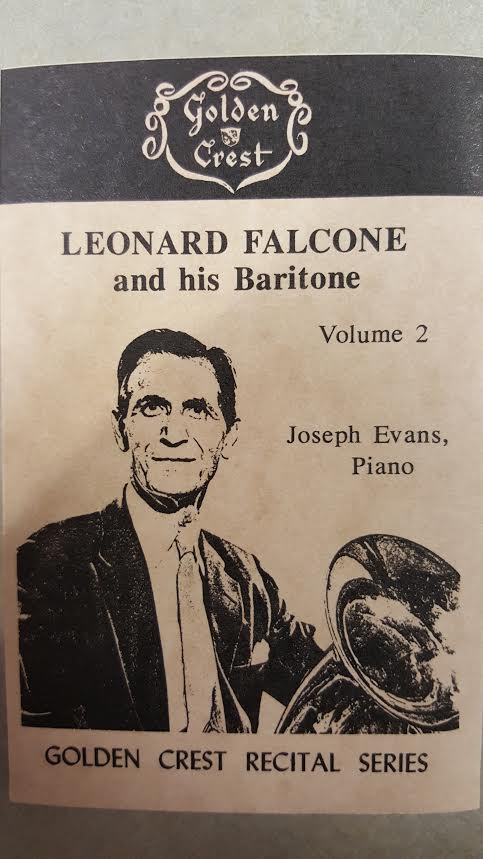 Leonard Falcone and his Baritone, Volume 2, Side A