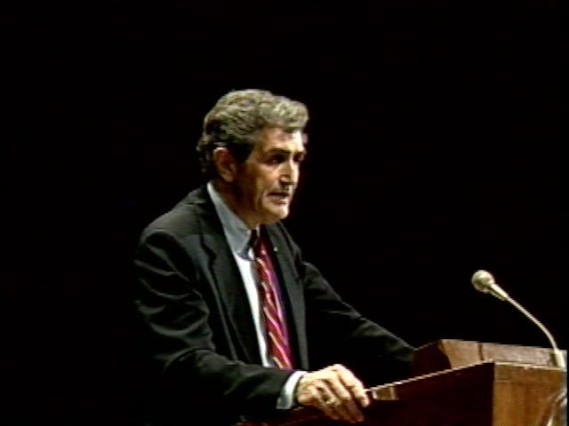 State of the University Address, 1990