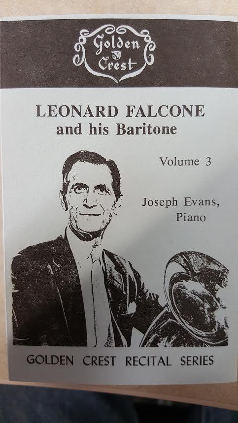 Leonard Falcone and his Baritone, Volume 3, Side A