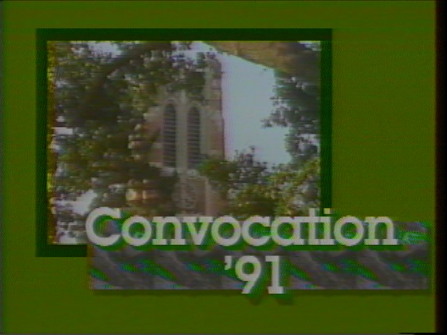State of the University Address 1991