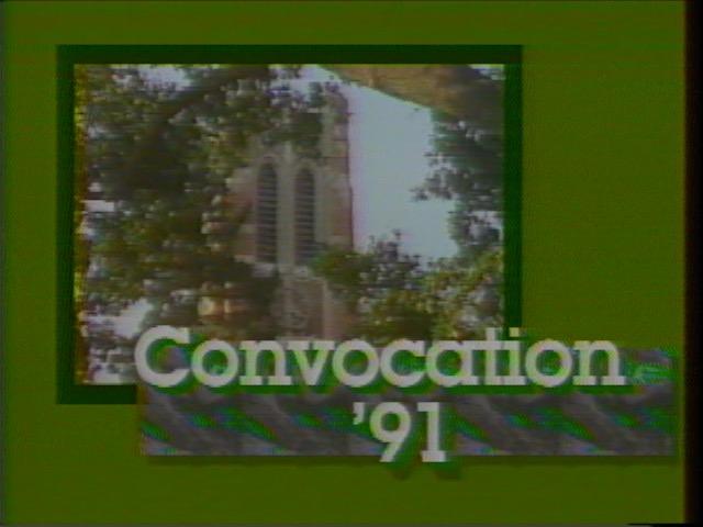 State of the University Address, 1991