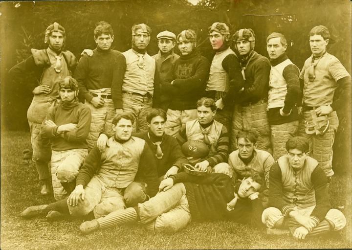 1902 Football Team