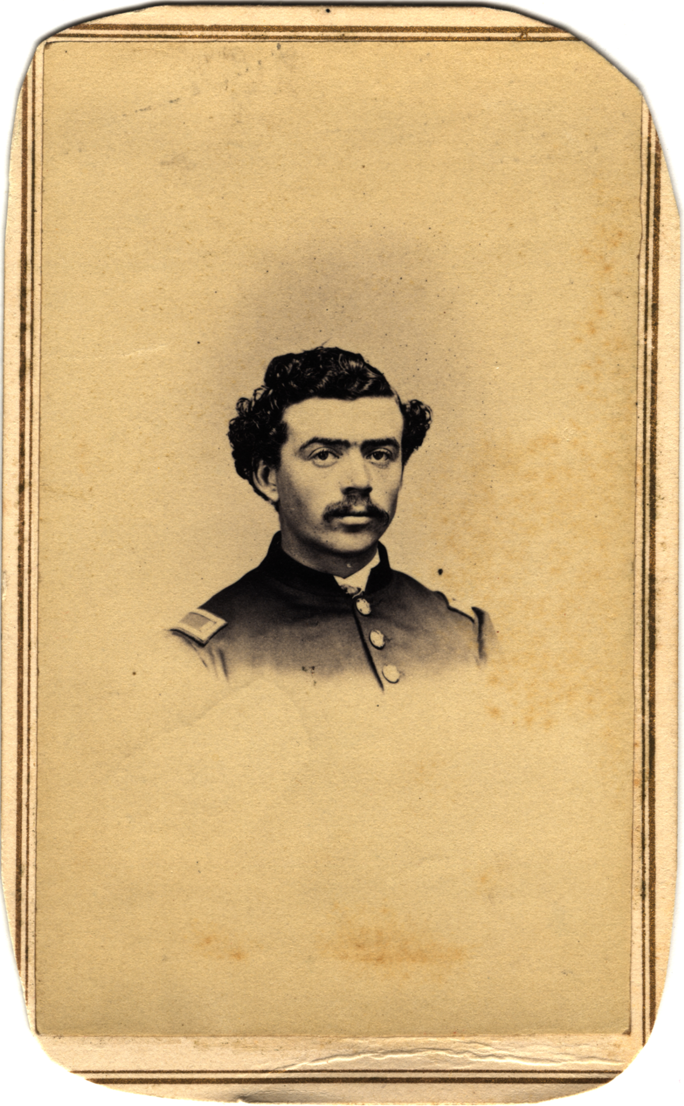 Daniel E. Stearns, circa 1860s