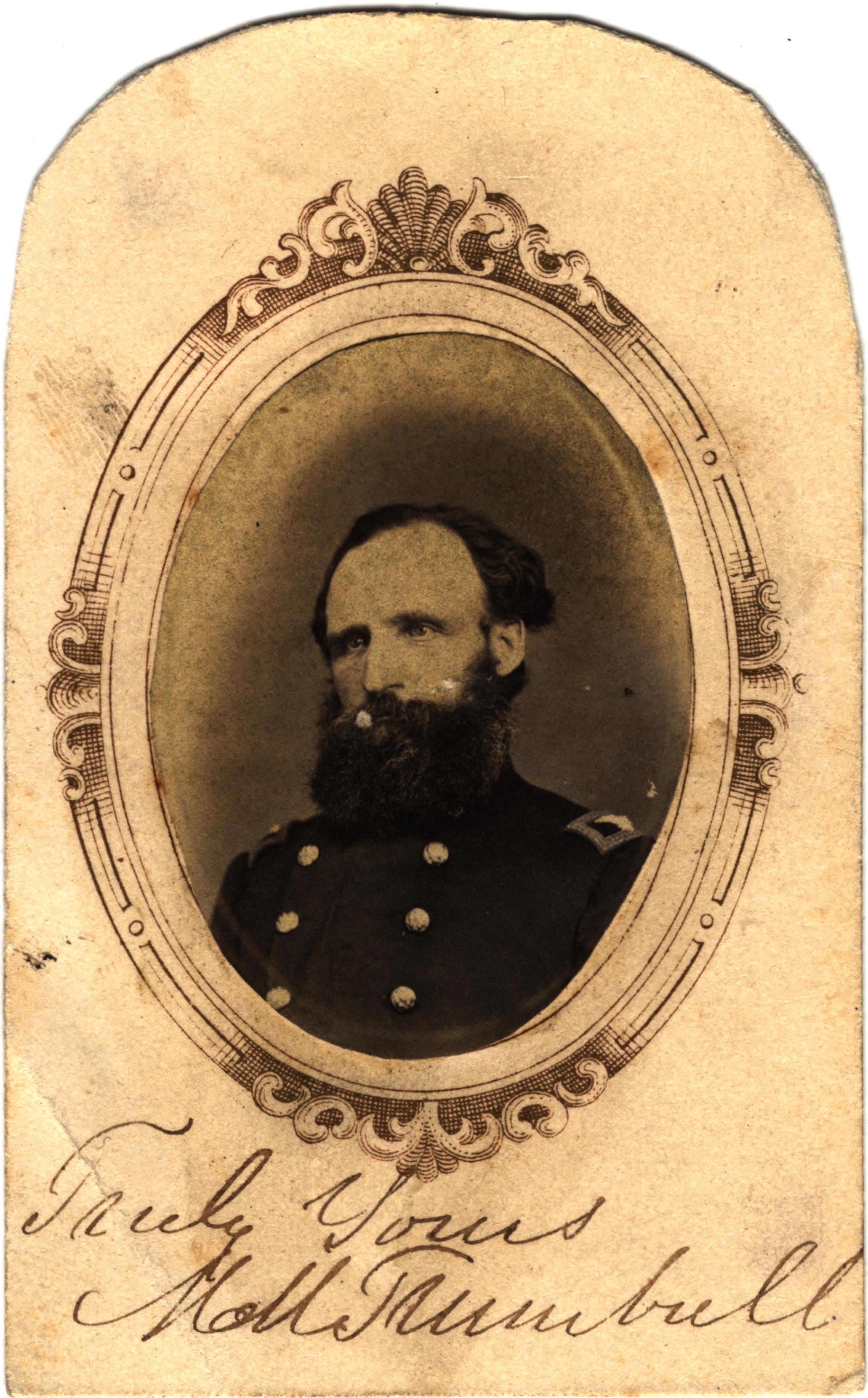 M. M. Trumbull, circa 1860s