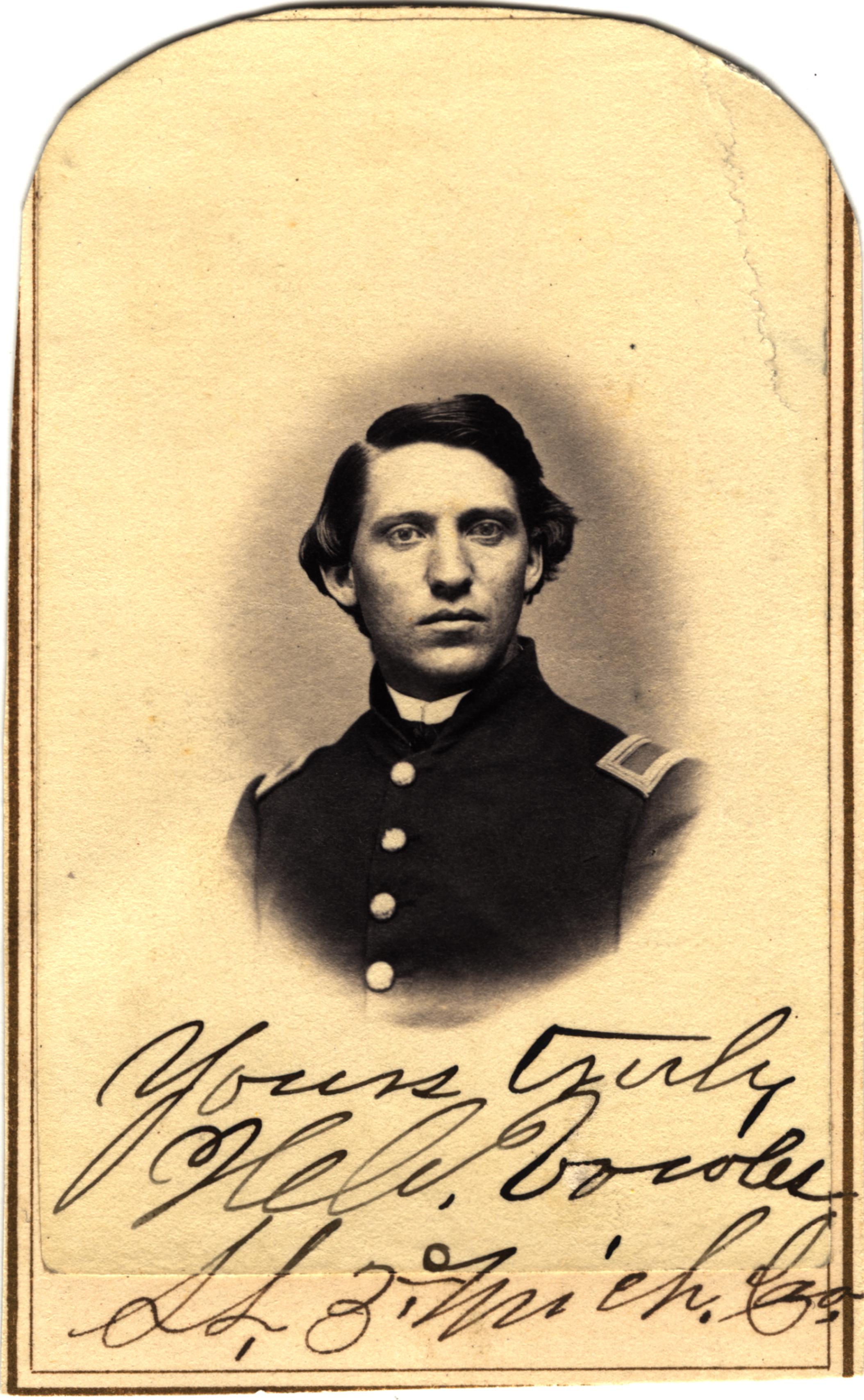 Henry C. Vowles, circa 1860s