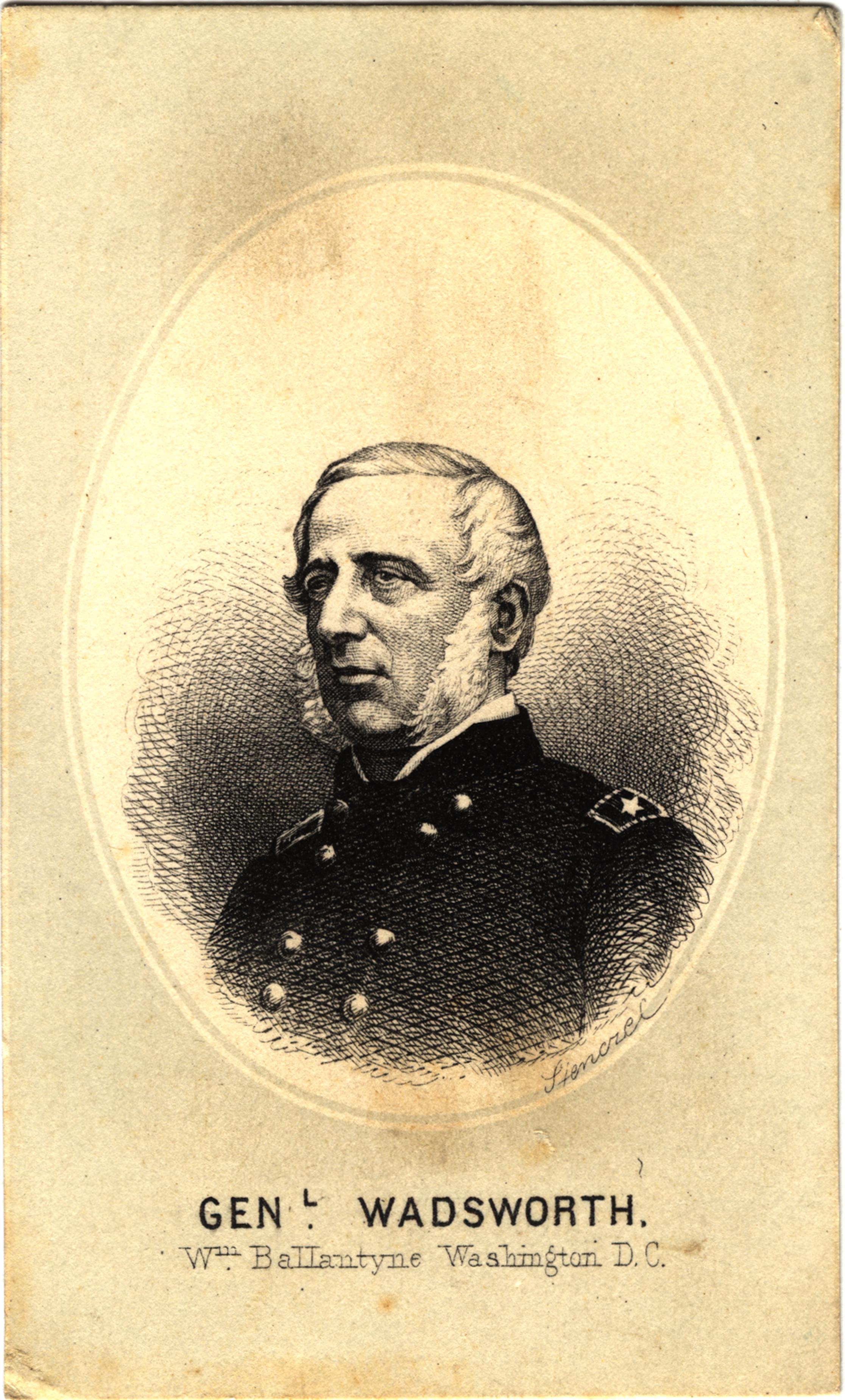 James S. Wadsworth, circa 1860s