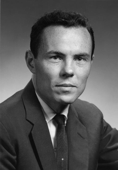 Portrait of John Delane Wilson, 1963
