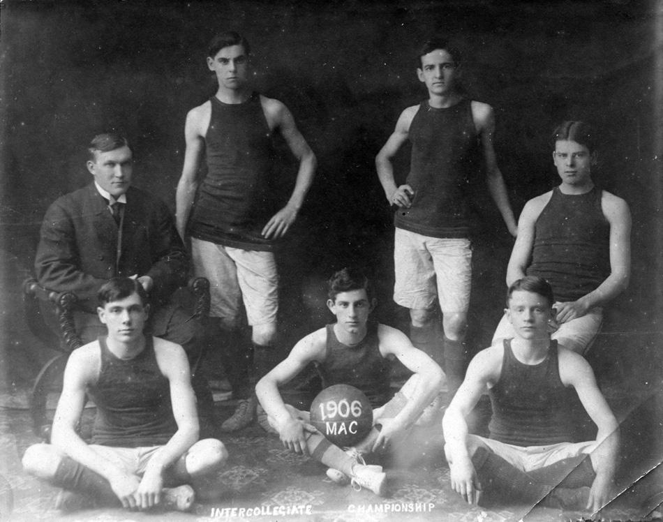 1906 Basketball Team