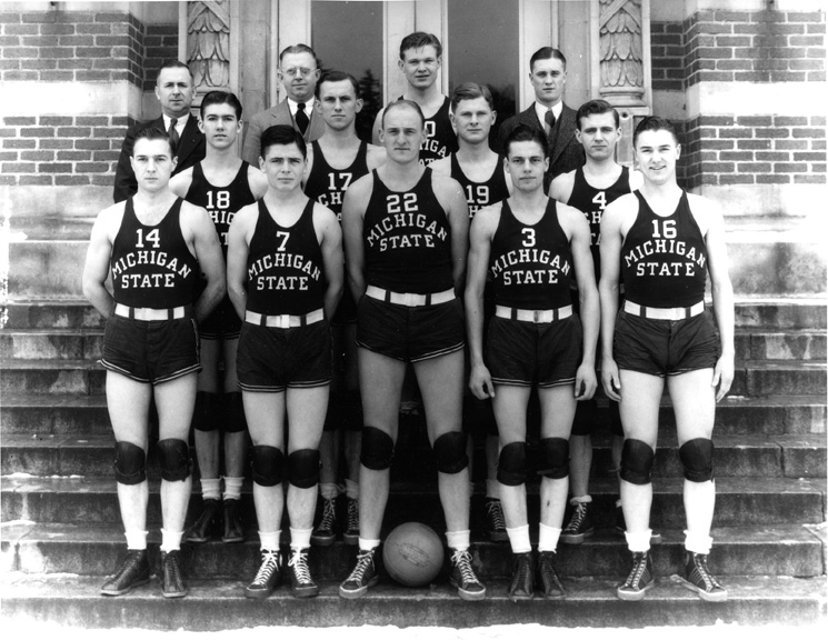 1935 Basketball Team