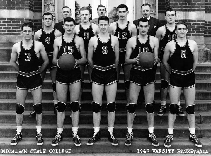 1940 Varsity Basketball Team