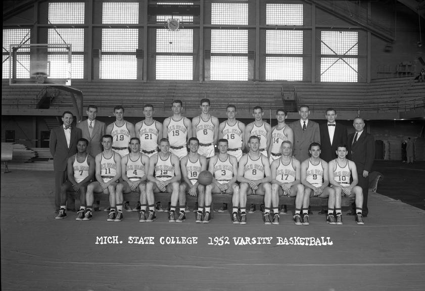 1952 Varsity Basketball Team