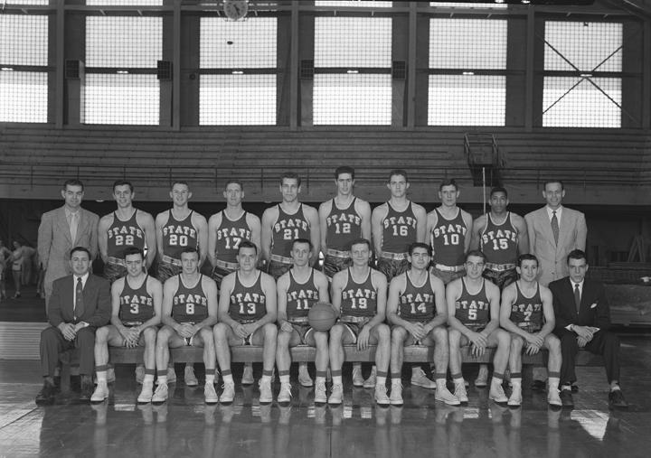 1954 Varsity Basketball Team