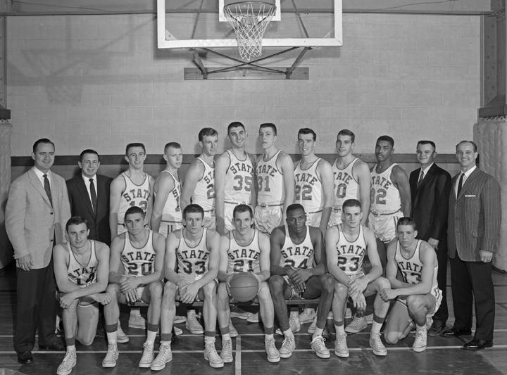 1958 Varsity Basketball Team