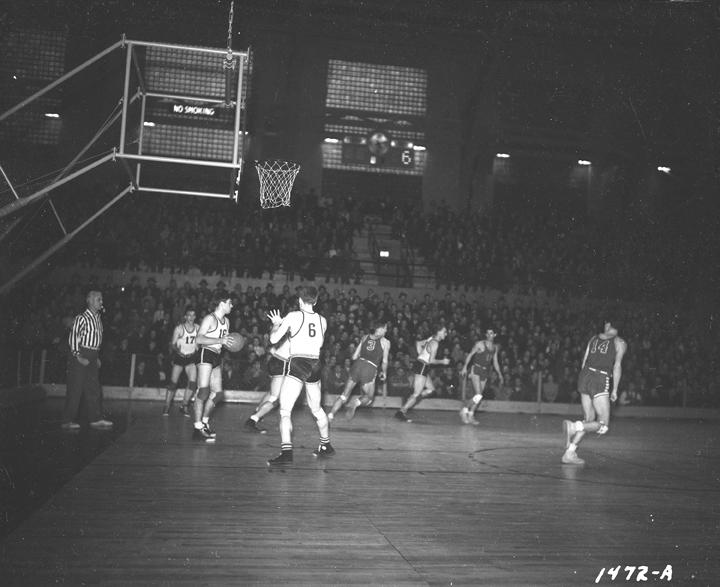 MSC vs. Temple basketball game