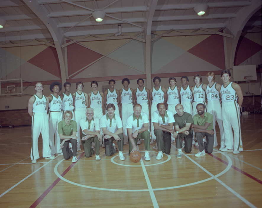 1978-1979 MSU Basketball Team