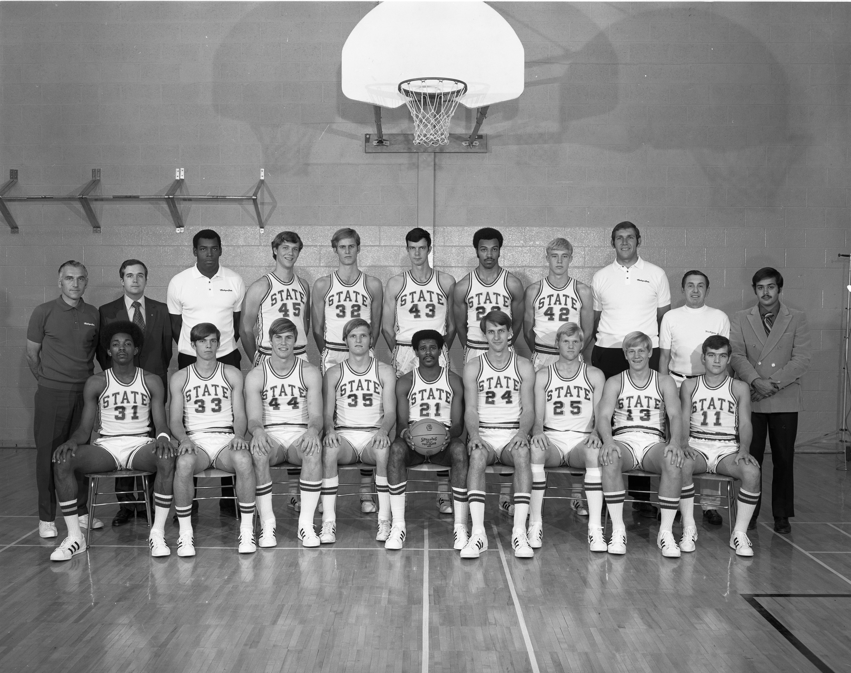 1970-1971 Basketball Team