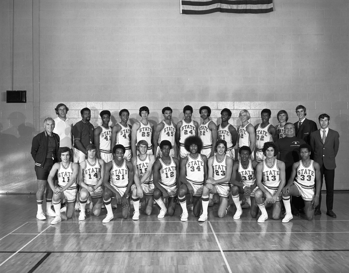 1972-1973 Basketball Team