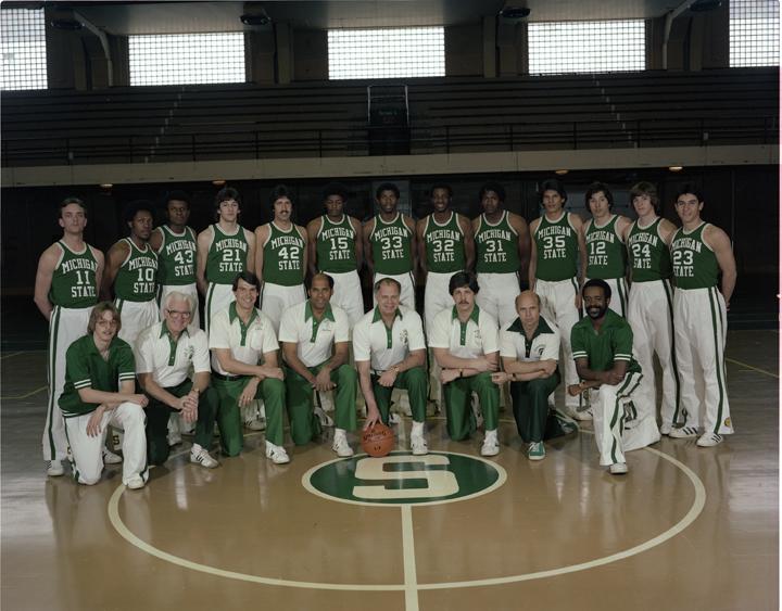 1978-1979 Mens Basketball Team