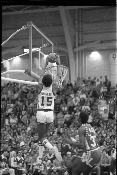 Ron Charles Dunking, 1979