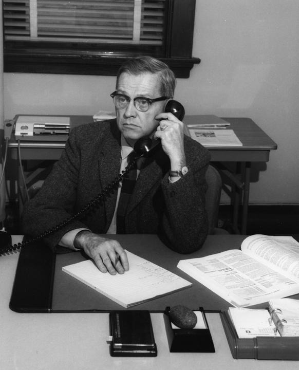 James D. Rust, 1967