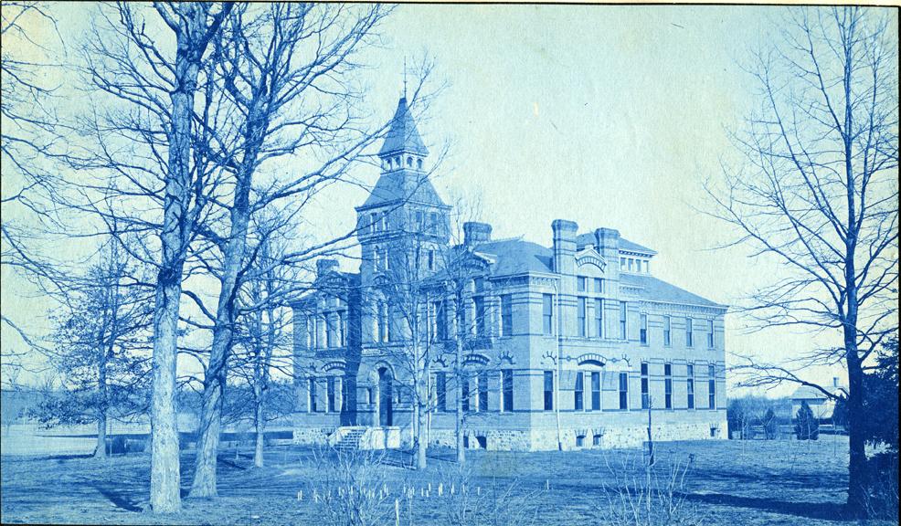 77. Linton Hall circa 1888.