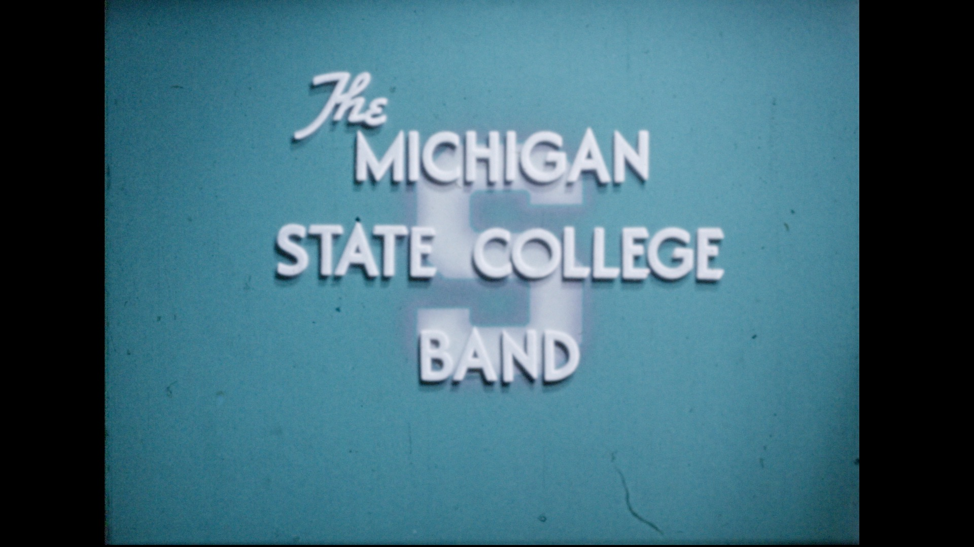 MSC Marching Band, 1939