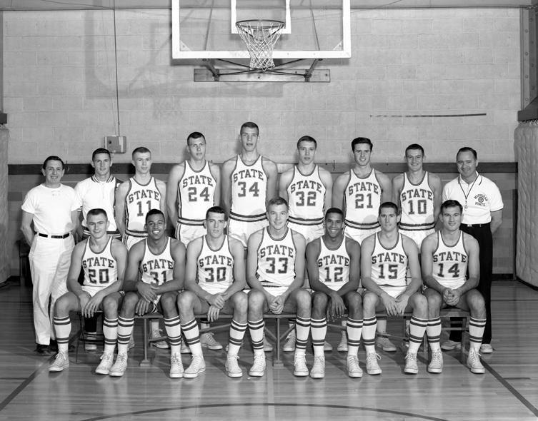 1963-64 Basketball Team