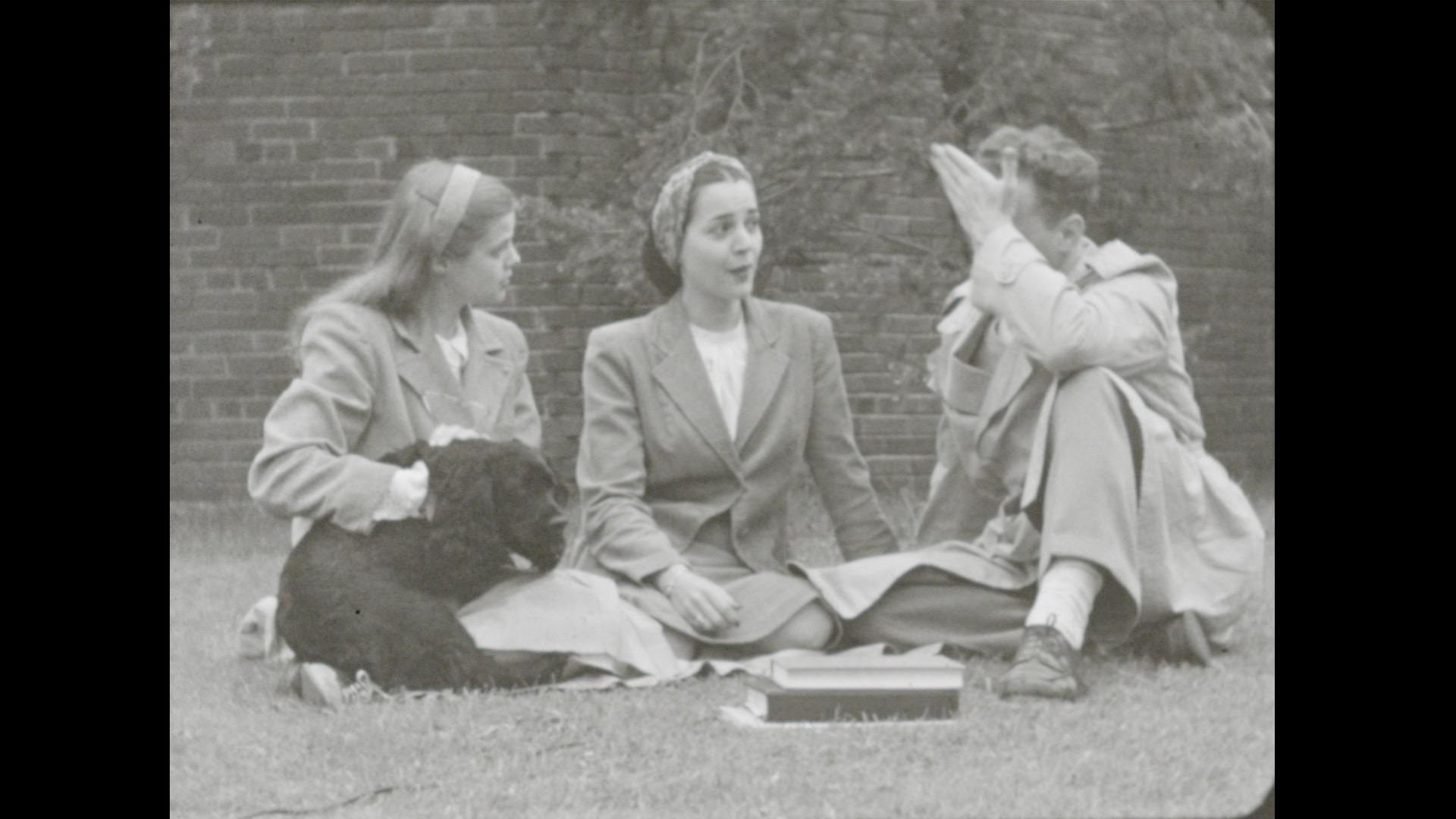 First TV Show, 1948