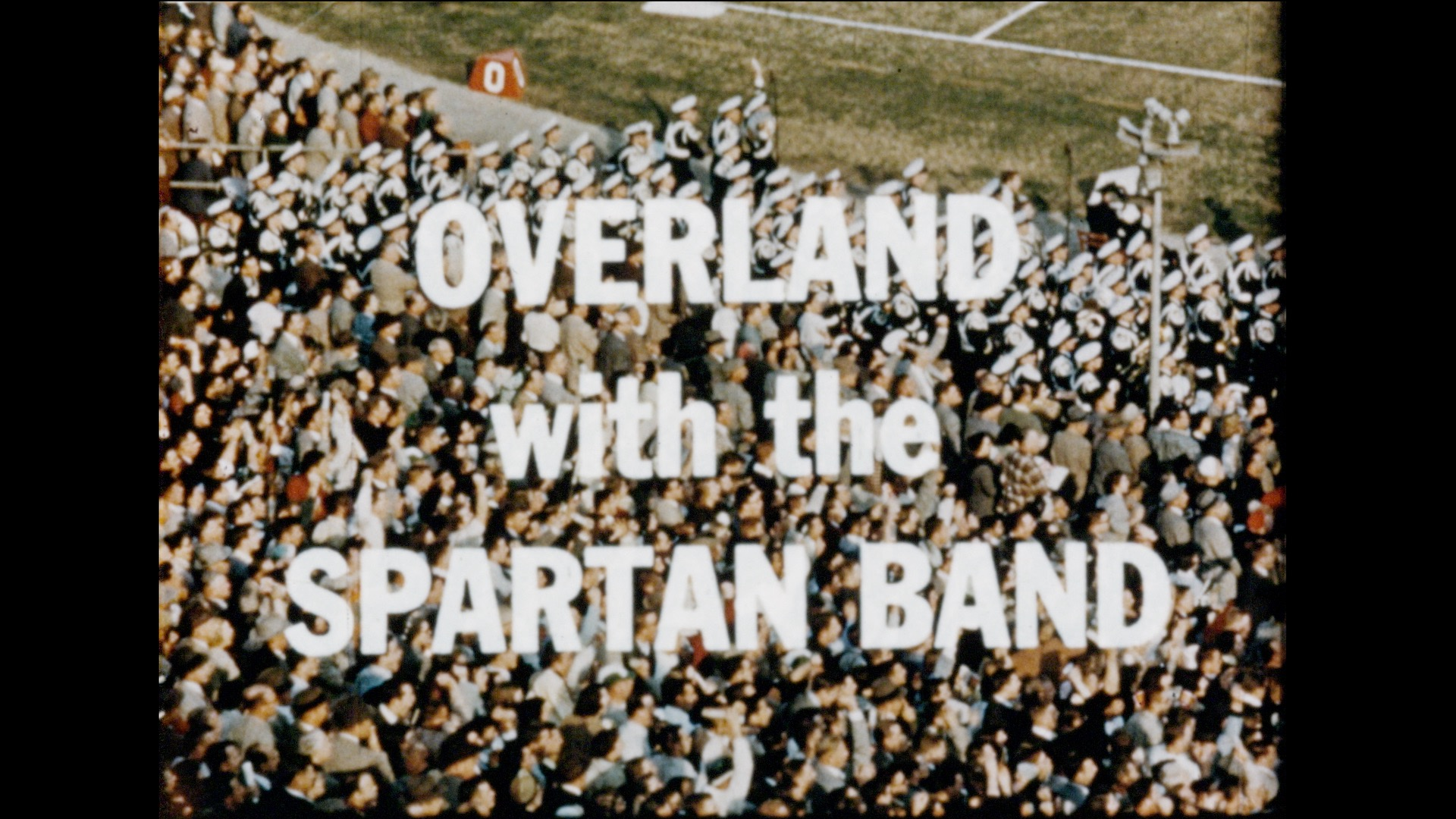 Overland with the Spartan Band, 1954