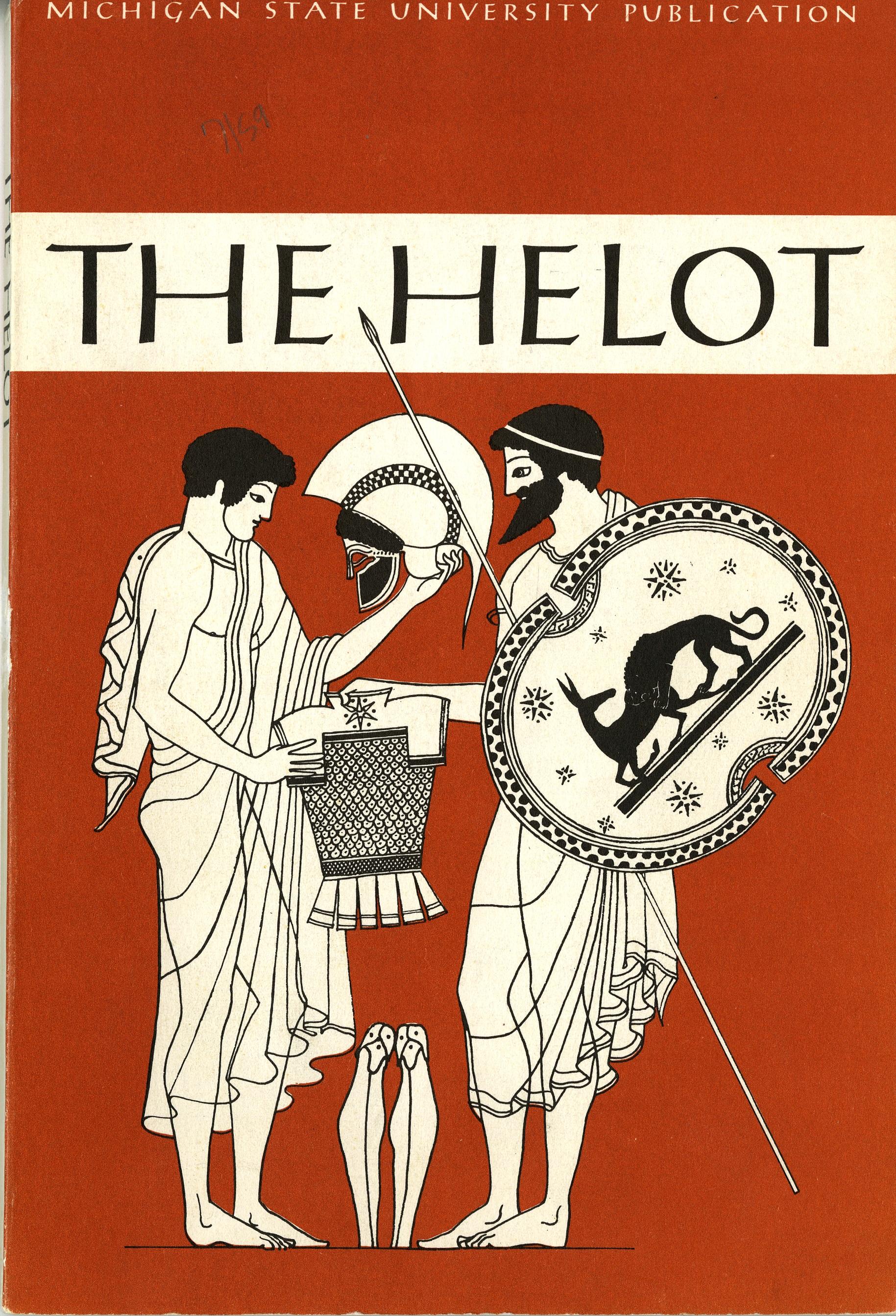 Student Handbooks, 1950-1959