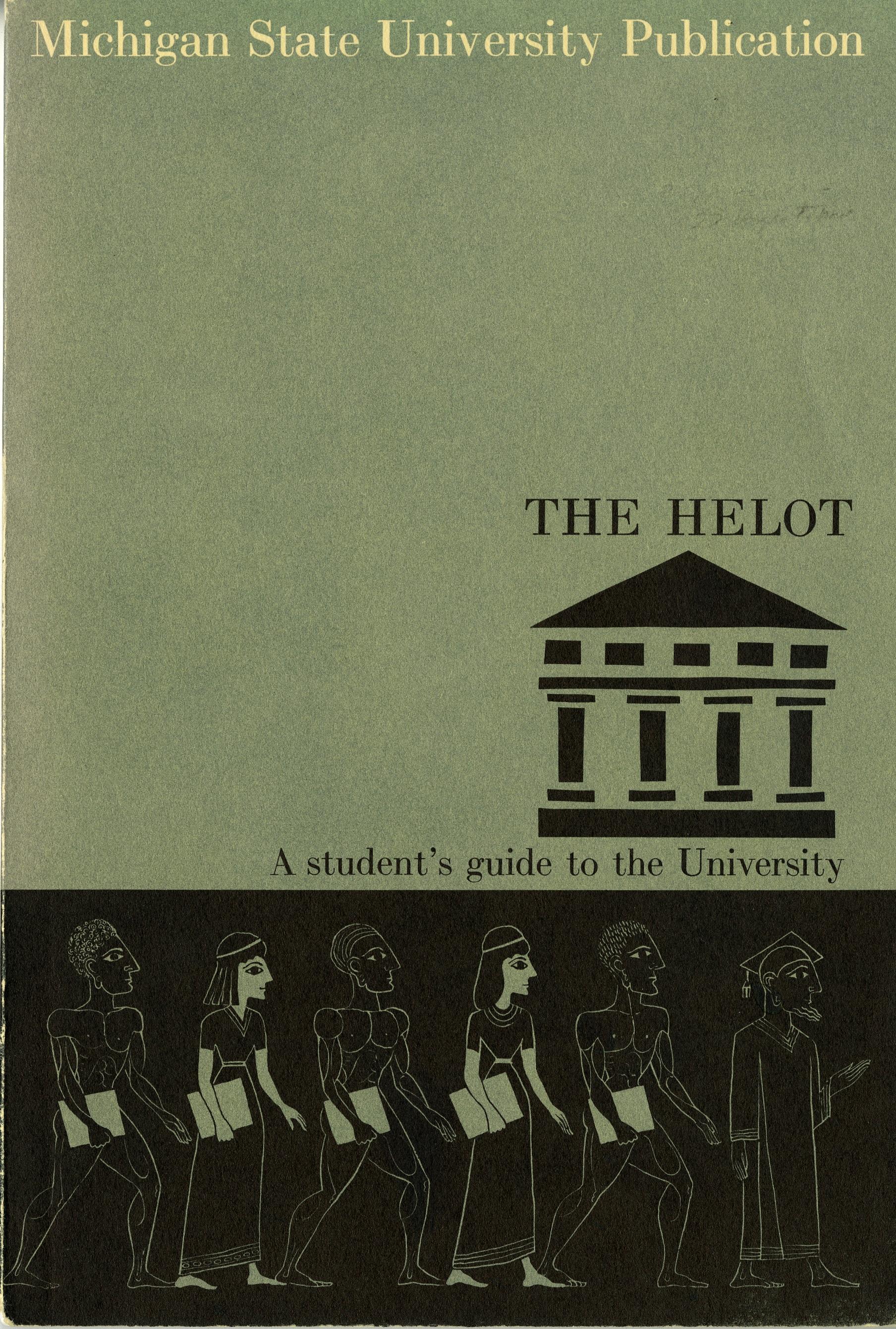 Student Handbooks, 1960-1969
